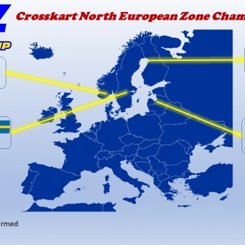 Wellcome to our new (NEZ) North European Zone Crosskart Championship home page!!!